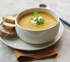 MyPanera Recipe: A Curried Pumpkin Soup