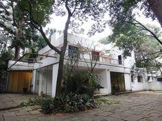 Casa Modernista in São Paulo, SP