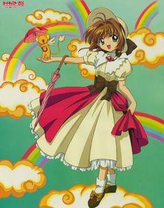 Sakura Cardcaptor anime