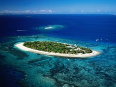 Treasure Island, FIJI~Where we spent our HONEYMOON