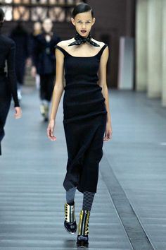 Miu Miu RTW Fall 2013. whimsy. parisian. film noir. #fall2013 #paris #MiuMiu