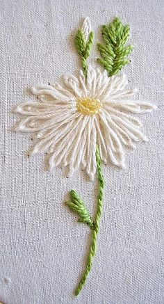 Basque (2) | cotton thread for flower - some single petals, … | Flickr