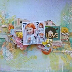 Love May MMM Kit for Cest Magnifique - Scrappin Sisters