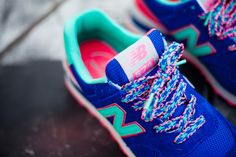 "New Balance 574 Womens ""Winter Brights"" 