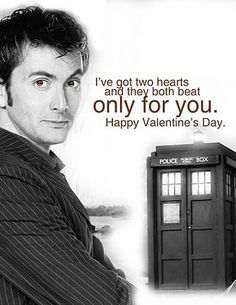 Dear David Tennant, Please send one of these to me. That would be the best birthday present and Valentine's Day card ever. Dr Valentine, Doctor Who Valentines, Happy Valentines Day, Nerdy Valentines, Doctor Who 10, 10th Doctor, Good Doctor, Good Birthday Presents, Happy Birthday