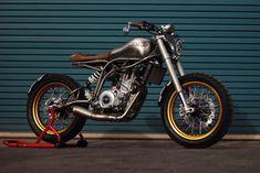 Jeden Monat prämieren wir einen besonderen Motorrad-Umbau! Dezember 2017 Kreidler Flattrack Umbau http://generat...