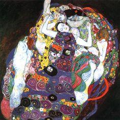 Gustav Klimt - The Virgin (1913)