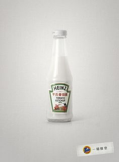 The Print Ad titled Tide: Tomato ketchup was done by Ogilvy & Mather Beijing advertising agency for product: Tide Washing Detergent (brand: Tide) in China.