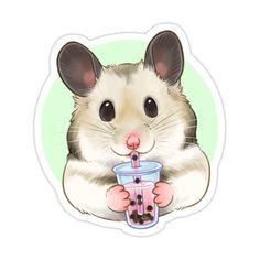 Cute Animal Drawings, Animal Sketches, Cute Drawings, Wallpaper Kawaii, Look Wallpaper, Kawaii Stickers, Cute Stickers, Baby Animals, Cute Animals