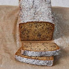 "This extraordinarily simple and tasty banana bread (with a moist center and crispy crust) is a Ritter family heirloom. ""The recipe has been in our family for generations,"" Lisa Ritter says."