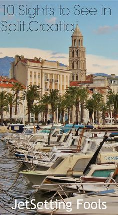 10 sights to see in Split, Croatia