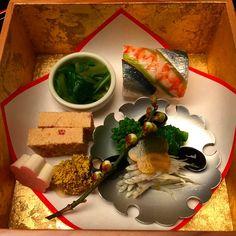 First serving at kikunoi honten in Kyoto #nomajapan #brainmelt