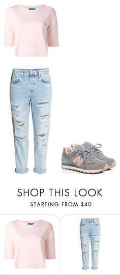 """""""Untitled #308"""" by doda-laban on Polyvore featuring adidas Originals and New Balance"""