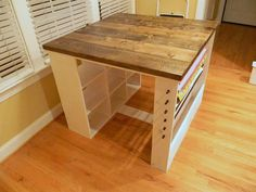 Patchwork Project Table by carolinafarmhouse on Etsy, $785.00