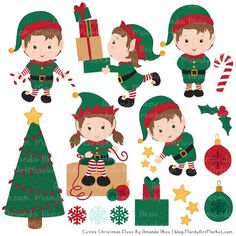 Cute Christmas Elves & Christmas Patterns in cute christmas elf clipart collection - ClipartXtras Christmas Party Backdrop, Christmas Door Decorations, Christmas Elf, Christmas Crafts, Christmas Patterns, Holiday, Elf Clipart, Office Christmas, Christmas Characters