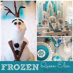 A Frozen Birthday Bash