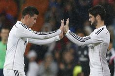James e Isco pueden jugar juntos: Ancelotti 08.04.15