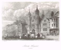 Abbott's Hospital c.1850