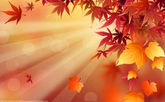 Pix For > Cute Fall Backgrounds