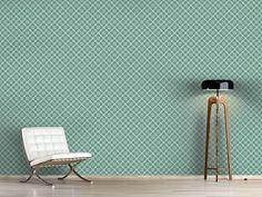 Design #Tapete Bloom Grün