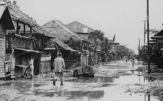 España Street just after the War. via Old Manila Jose Rizal, Filipino Culture, Vernacular Architecture, Manila Philippines, Historical Pictures, Pinoy, Vintage Pictures, Time Travel, Old Photos