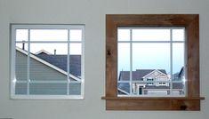 Exterior Window Sill, Window Sill Trim, Exterior Door Trim, Interior Window Trim, Interior And Exterior, Interior Doors, Window Coverings, Exterior Paint, Interior Design