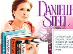 Danielle Steel books - love a lot of her books!
