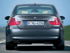 BMW E90 3-Series (2006-2011)