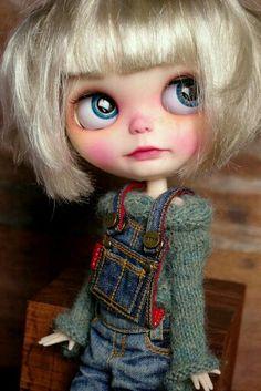 Blythe Doll Custom Muñecas