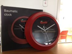 Fab competition - I love Baumatic because in addition to the high quality of all the products they are super stylish and this clock would look amazing in my kitchen x Digital Scale, Good Company, Cheryl, Email Address, Customer Service, Giveaways, Clock, Range, Money