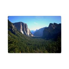 Peaceful Valley Cutting Board