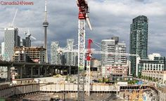 'There's nowhere to go but up' as Toronto high-rise construction keeps on climbing