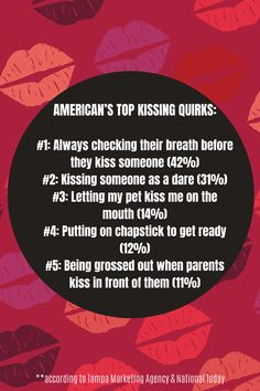 What is your top kissing quirk? Have you done any of these things? I bet you have, lol! Dating Tips For Women, Dating Advice, How To Be Irresistible, Understanding Men, Relationship Blogs, Love Tips, Dating Again, Finding Love, Romantic Couples