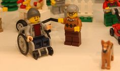 Lego unveils first ever minifigure in wheelchair