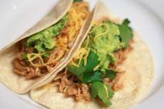 Shredded Chicken Tacos23