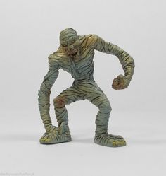 Monster In My Pocket - 2nd Gen - 32 Mummy - Meg - Mini Toy Figure