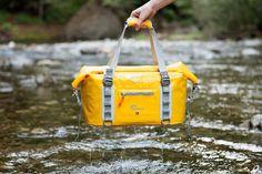 DryZone Duffel, the waterproof camera bag