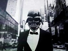 Stay classy, Darth Vader.
