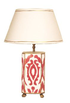 Dana Gibson home accessories, these would add a pop of color and great contrast to a more dramatic room | www.cdgdesign.com