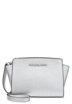 Mit dieser Tasche machst du alles richtig! MICHAEL Michael Kors SELMA - Umhängetasche - silver für 174,95 € (13.09.16) versandkostenfrei bei Zalando bestellen.
