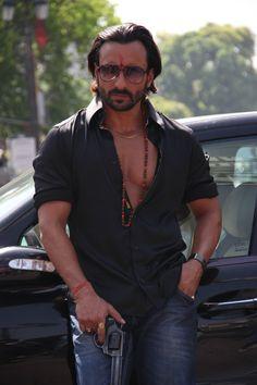Bollywood Star Saif Ali Khan to Headline Netflix's First Indian Series