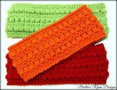 Whimsical Warmth Headband... Free Crochet Pattern!!