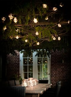 String Patio Lights Gorgeous Getting Ready For Summer  Adding Patio Lights To An Outdoor Patio