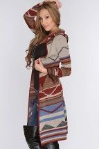 Taupe Multi Printed Long Sleeve Outerwear @ Amiclubwear Outerwear Clothing Store:Women's Outer Wear,leather motorcycle jackets,double breasted coats,winter outerwear,outerwear jackets,Outerwear Dress,Discount Outerwear,sexy jackets,womesn sexy coatsFleece