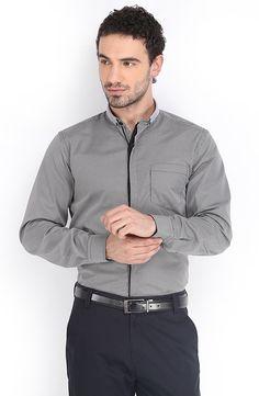 Formal Office Shirt Light Blue