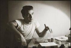 """quasisanstete: """" Monty Clift by Stanley Kubrick. Work of art. """" See over 7,000 photos from a young Kubrick."""