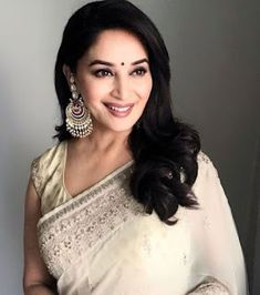 As +Madhuri Dixit-Nene is all set to make a comeback with after 16 long years, it feels she had never left us.and looking at her dignified persona in that she is carrying all the time these days, looks like she is never going to leave them too! Indian Actresses, Actors & Actresses, Gorgeous Women, Most Beautiful, Gorgeous Lady, Sushmita Sen, Rani Mukerji, Preity Zinta, Karisma Kapoor