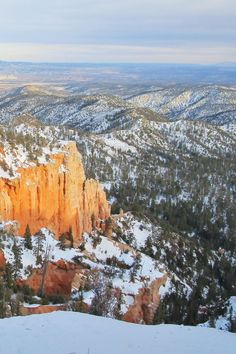 Bryce Canyon National Park winter hiking pictures - Farview Point to Piracy Point trail, Utah Winter Hiking, Winter Travel, Winter Background, Bryce Canyon, Winter Photography, Outdoor Travel, Adventure Travel, Vacation Ideas, National Parks