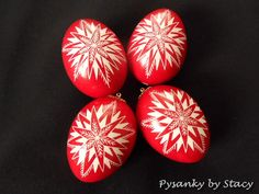 Made to Order Any Color Pysanky Chicken Egg by PysankyByStacy