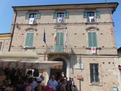 """Das """"Henry-Dunant-Museum"""" in Castiglione Street View, Museum, Red Cross, Museums"""